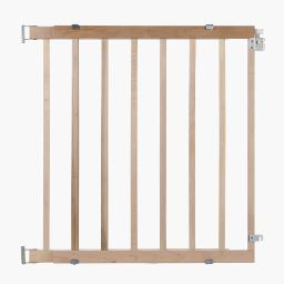 North States 4630 Wood North States Stairway Swing Pet Gate Wood 28 - 42 X 30