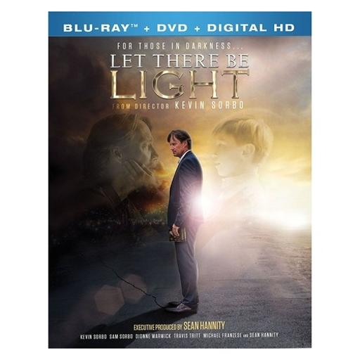 Let there be light (blu ray/dvd combo) (2discs)