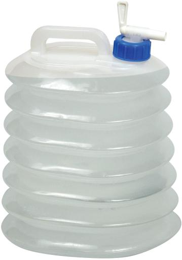 Coghlan's 9737 Expandable Camp Water Jug, 2 Gallons
