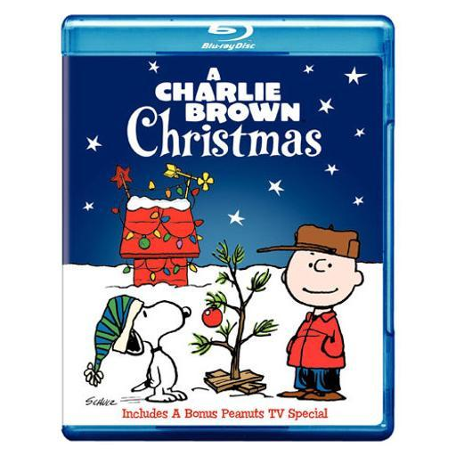 Peanuts-charlie brown christmas (blu-ray/dvd/dcod/deluxe edition) 1291373