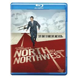 North by northwest (blu-ray) BR579044