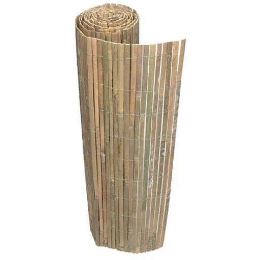 GARDMAN USA R647B Split Bamboo Fencing 13'x5'