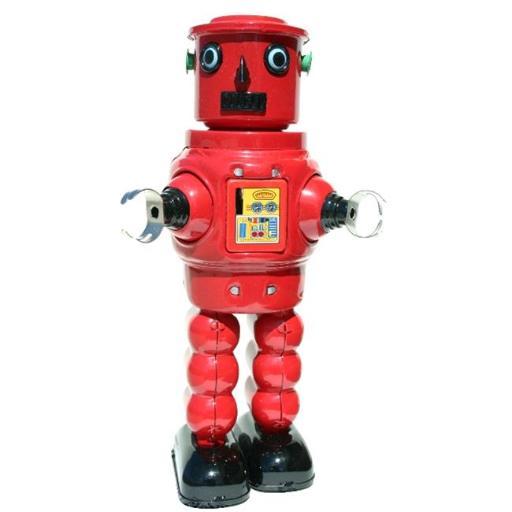 Alexander Taron MS640 Collectible Tin Toy - Robot 5AWFDJFD1IGMJHO5