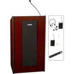 Amplivox APLSW450 Wireless Presidential Plus Lectern