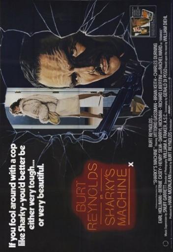 Sharky's Machine Movie Poster (11 x 17) ABZDGRJCZHEYHFAQ