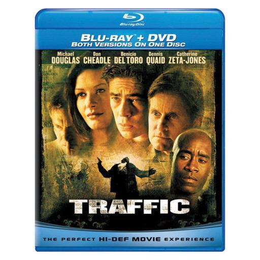 Traffic blu ray/dvd combo (eng sdh/span/fren)-nla TAQDRWU8B74KXUQT