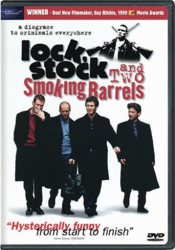 Lock stock & two smoking barrels (dvd) V5EMHSM9BKWNPIMT