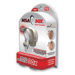 MSA 30X -Personal Sound Amplifier