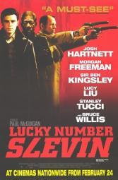 Lucky Number Slevin Movie Poster (11 x 17) MOV361823