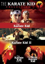 Karate kid collection box set (dvd/3 disc/sp-both) D04728D