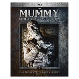 Mummy-complete legacy collection (blu ray) (4discs) BR61185845