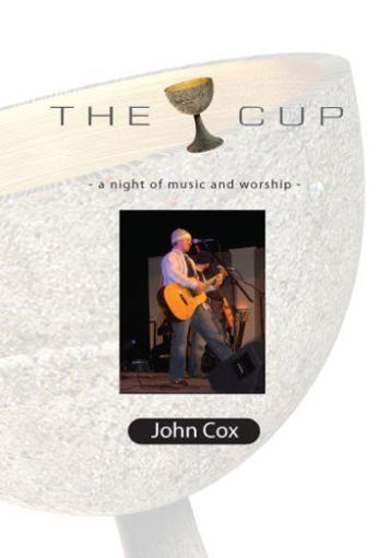 Cup-john cox (dvd) nla HJ5NPA0EBQMSTV2X