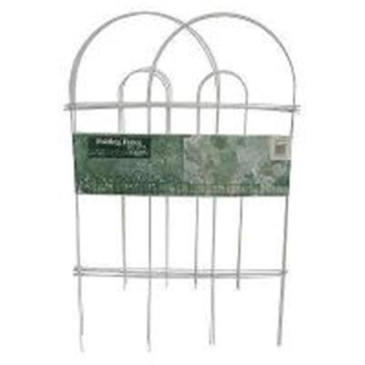 Glamos Wire Products 770160 32x10 Folding Wire Fence - Black - Pack of 10