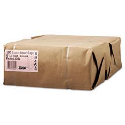 Bag GX8500 Paper Bag, Kraft Brown - Number 8