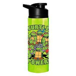 Turtle Power Water Bottle Teenage Mutant Ninja Turtles Stainless Steel TMNT