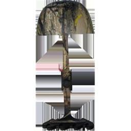 Altus Brands 01523 Kwikee 6 Arrow Quiver Apg Camo