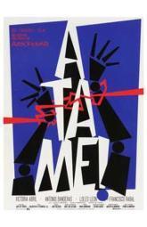Tie Me Up Tie Me Down Movie Poster (11 x 17) MOV202584
