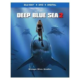 Deep blue sea 2 (blu-ray/dvd combo/2 disc) BR693884