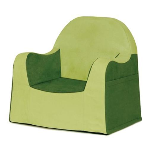Pkolino PKFFLRAGR Little Reader Chair - Green