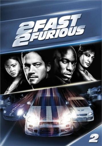 2 fast 2 furious (dvd) 1285103