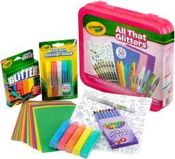 Crayola Inspiration Art Case-All That Glitters Apr-87