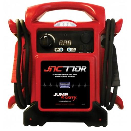 Clore Automotive JNC770R 1700 Peak Amps 12V Jump Starter