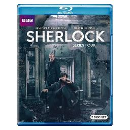 Sherlock-season 4 (blu-ray/2 disc/o-sleeve) BRE600781