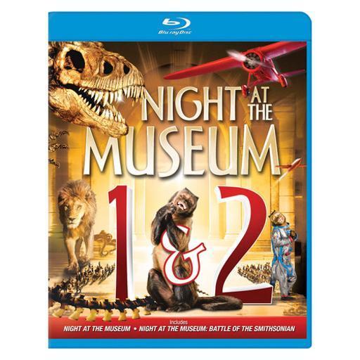 Night at the museum 1 & 2 (blu-ray) UCTIUOH8QJEC3KGA