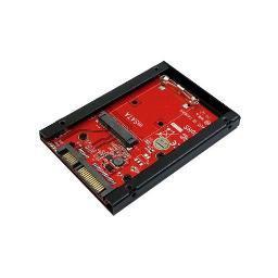 Addonics Ad25Msd-E 2.5In Msata Flash Hard Drive