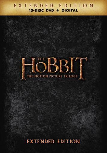 Hobbit-motion picture trilogy (dvd/ultraviolet/digital hd/extended edition) 4WO0HZPQHZZZKVUZ