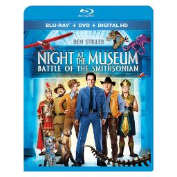Night at the museum-battle of smithsonian (blu-ray/dvd/dhd/triple play) BR2296553
