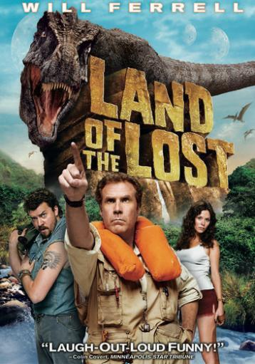 Land of the lost (dvd) (eng sdh/span/fren/dol dig 5.1)