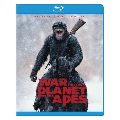 War for planet of the apes (blu-ray/dvd/digital hd) HK2DFWXMJQGUVGHE