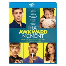 That awkward moment (blu-ray/ultraviolet/ws 2.40/dol dig 5.1) BR44108