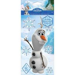 Disney Repositionable Stickers Frozen Olaf