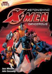 Marvel knights astonishing x-men-dangerous (dvd) DSF13145D