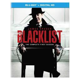 Blacklist-season 1 (blu-ray/ws 1.78/dol dig 5.1/ur/eng/5 disc) BR43646
