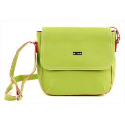 Catherine Lillywhite Tc5804gr 10 In. Green Messenger Bag