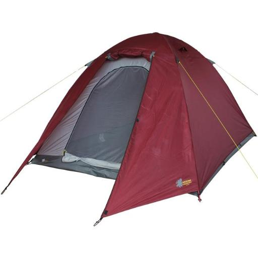 Moose Country Gear BC2 Basecamp 2 Person 4 Season Tent