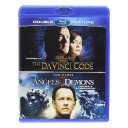 Angels & demons/da vinci code (dvd) (double feature/2discs) BR43549