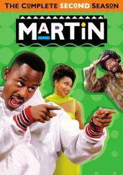 Martin-complete 2nd season (dvd/4 disc/ff-4x3/re-pkg) D110718D