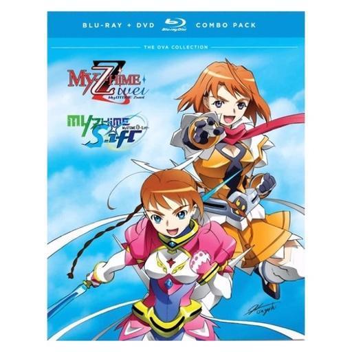My-otome zei +my-otome o's.ifr (blu-ray/dvd combo/3 disc) Z9FLH0PVPKDRKJQM