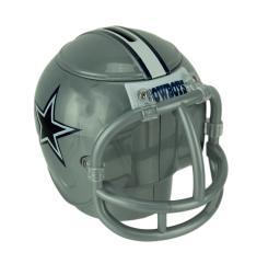 NFL Dallas Cowboys Mini Helmet Coin Bank