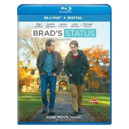 Brads status (blu ray w/digital) BR25193711