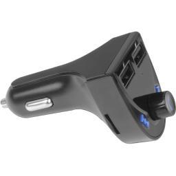 Aluratek inc abf01f bluetooth car fm transmitter