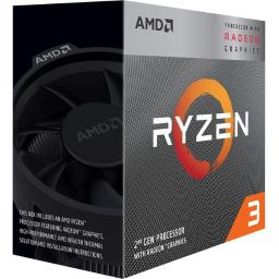 Amd yd3200c5fhbox amd ryzen 3 3200g with wraith