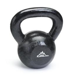 Black Mountain Products Kettlebell 25lbs 25 Lbs. Professional Kettlebell