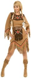 Sacajawea Indian Maiden Adult Costume 02083XL