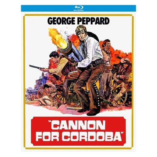 Cannon for cordoba (blu-ray/1970/ws 2.35) YCTQZE0HFVANHIDD