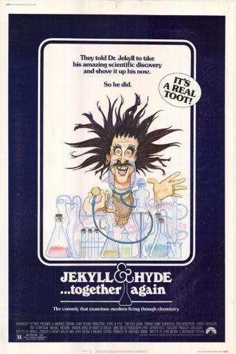 Jekyll & Hyde. . .Together Again Movie Poster Print (27 x 40) G00E4QGAFCJQGI56